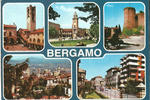Bergamo, No detail on post card