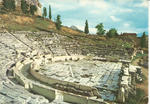 Athens, The Bacchus' Theatre