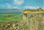 Golan Heights, View from the former Syrian Fortification