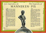 Brussels, The Legends of Manneken-Pis