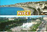 Nice, Called Nice la Bella (Nice the Beautiful) - French Riviera