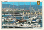 Mataro (El Maresme), General view on the Port