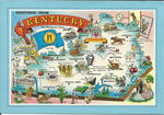 Kentucky, The Bluegrass State